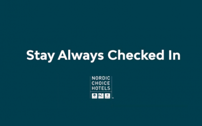 Nordic Choice Hotels inleder pilotprojekt med L2GO: Stay Checked In